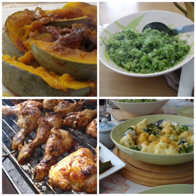 Traditional South African food with a twist. (6/6)