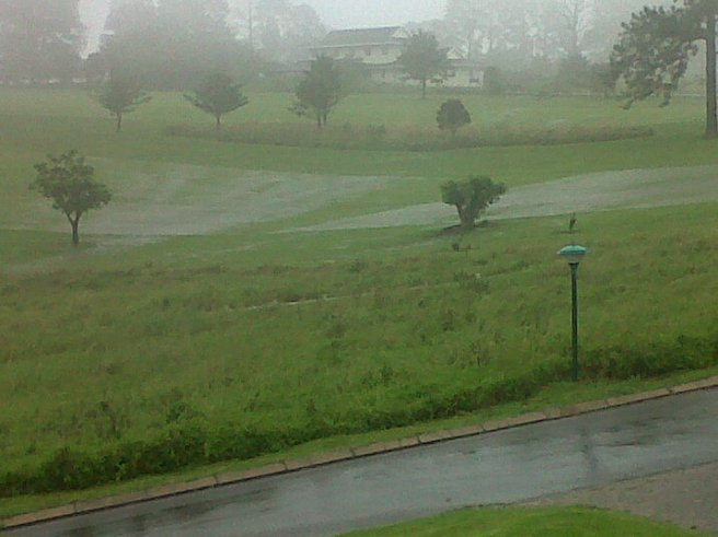 Heavy rains - Eshowe Hills golf estate