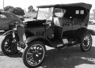 Model T Classic Car
