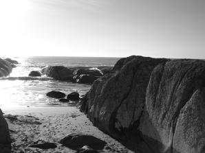 Paternoster Beach, Western Coast, South Africa