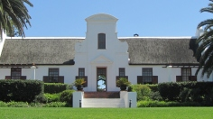Cape Dutch House, Meerendal, South Africa