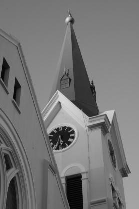Church in Riebeeck Kasteel, Western Province, South Africa