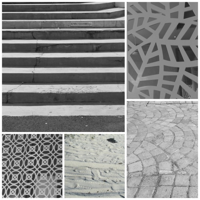 patterns B&W