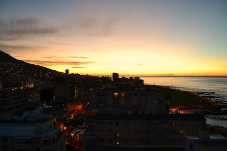Sunset Cape Town