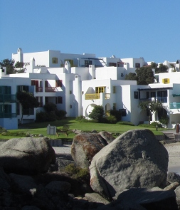 Club Mykonos resort