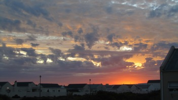 Sunset Langebaan