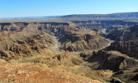 Fish River Canyon, Namibia