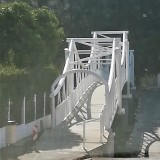 Foot bridge in Montagu