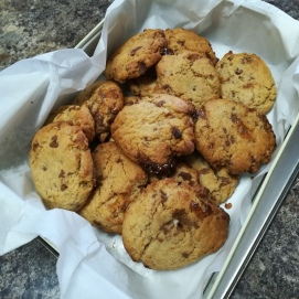 Chewy Chocotale Chip Cookies