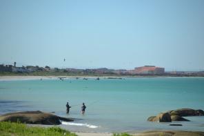 Fishing at Saldanha Bay